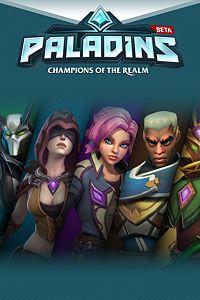 Carátula del juego Paladins Founder's Pack