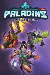 Carátula del juego Paladins Founder