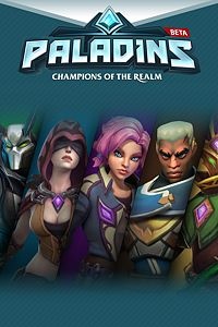 Carátula del juego Paladins Founder's Pack de Xbox One