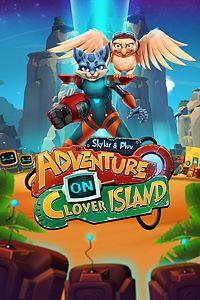 Carátula para el juego Skylar & Plux: Adventure on Clover Island de Xbox One