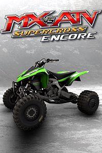 Carátula del juego 2011 Kawasaki 450F ATV