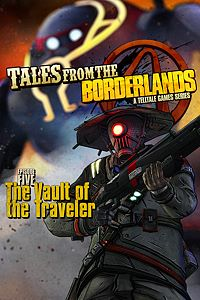 Carátula del juego Tales from the Borderlands - Episode 5: The Vault of the Traveler de Xbox One