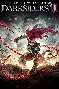 Carátula para el juego Darksiders III - Blades & Whip Edition de Xbox One