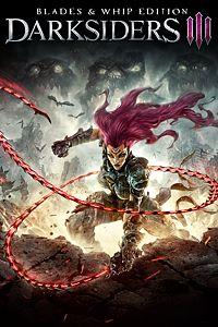 Carátula del juego Darksiders III - Blades & Whip Edition para Xbox One