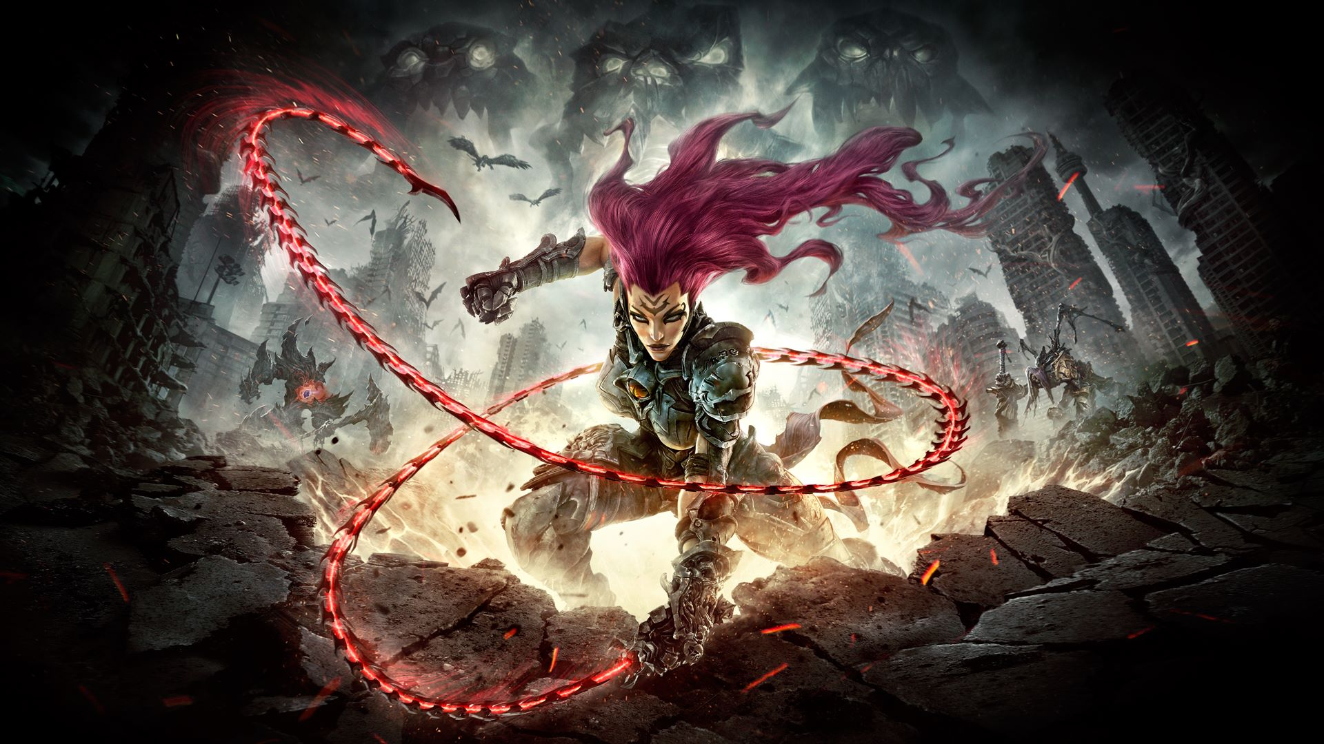 Darksiders III - Blades & Whip Edition