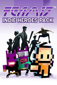 Carátula para el juego Team17 Indie Heroes Pack de Xbox 360