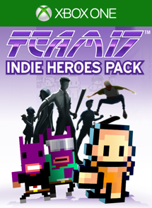 Team 17 Indie Heroes Pack