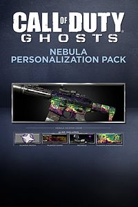 Carátula del juego Call of Duty: Ghosts - Nebula Pack