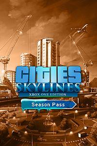 Carátula del juego Cities: Skylines - Season Pass