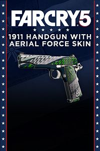 Carátula del juego ULC - 1911 Handgun with Aerial Force Skin