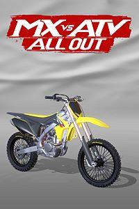 Carátula del juego 2017 Suzuki RM-Z250