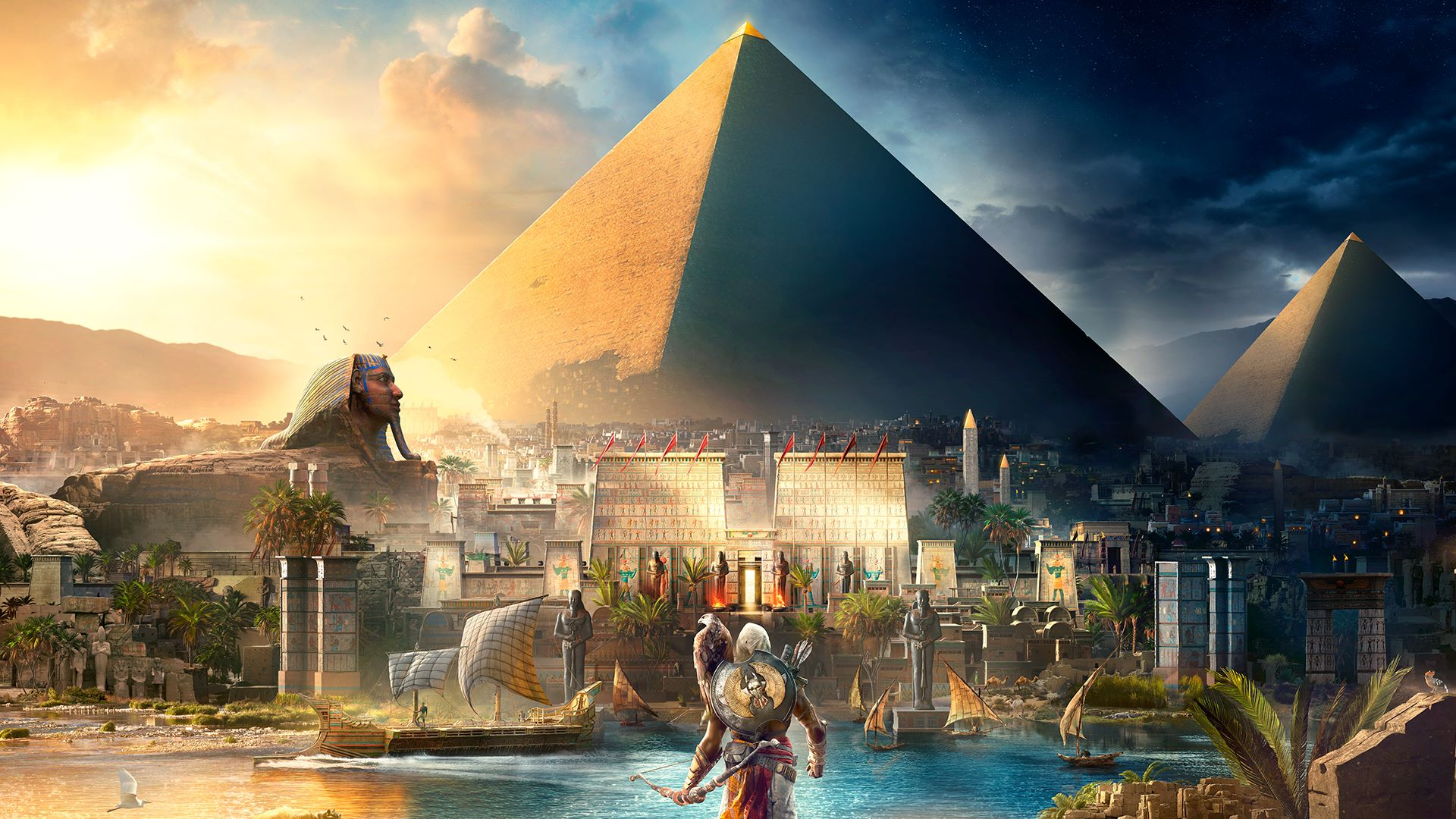 Buy Assassin s Creed® Origins - Microsoft Store a3f9246a405f