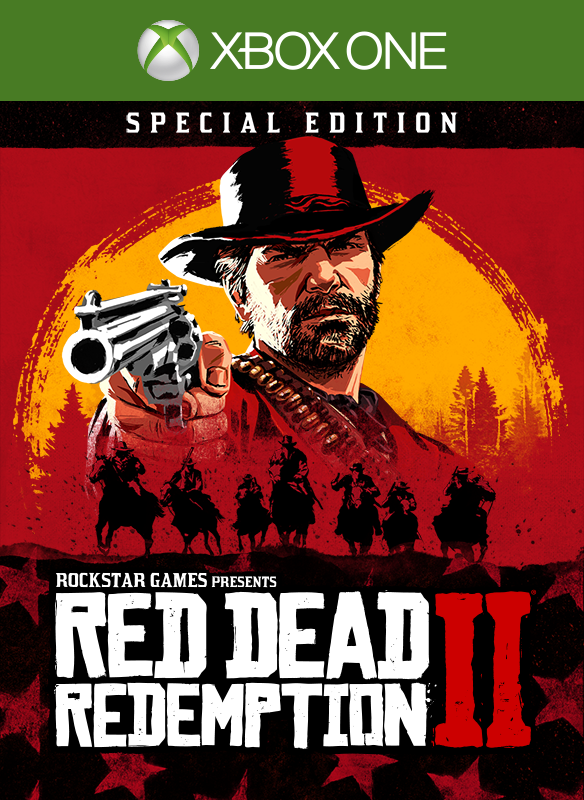 Red Dead Redemption 2: Special Edition boxshot