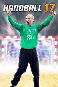 Carátula para el juego Handball 17 de Xbox 360