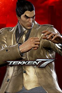Carátula del juego TEKKEN 7 - Metallic Costumes Pack