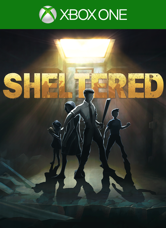 SHELTERED boxshot