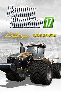 Carátula del juego Challenger MT900E Anaconda