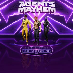 Agents of Mayhem - Firing Squad Skins Pack Xbox One