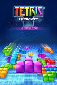 Carátula del juego Tetris Ultimate Landslide DLC de Xbox One