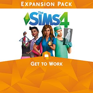 The Sims™ 4 Get to Work Xbox One