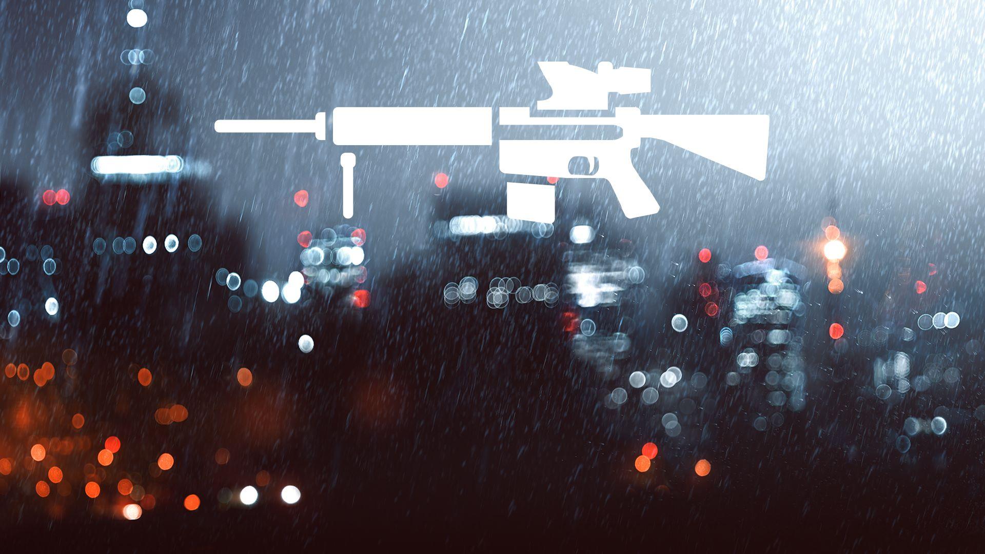 Battlefield 4™ DMR Shortcut Kit