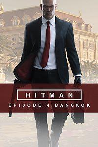 Carátula del juego HITMAN - Episode 4: Bangkok para Xbox One