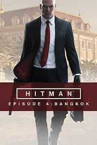 Carátula del juego HITMAN - Episode 4: Bangkok de Xbox One
