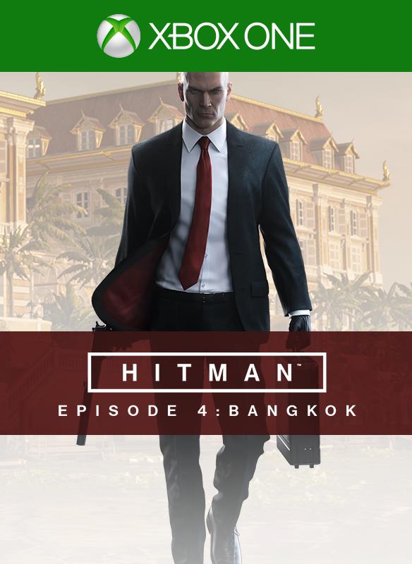 HITMAN™ - Episode 4: Bangkok boxshot