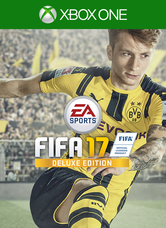 FIFA 17 Deluxe boxshot