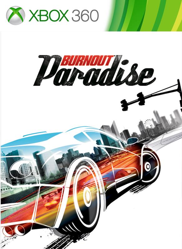 Burnout Paradise boxshot