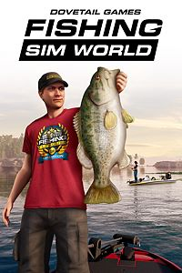 Carátula del juego Fishing Sim World