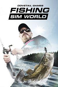 Carátula para el juego Fishing Sim World de Xbox One