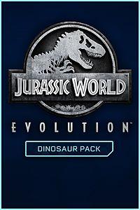 Carátula para el juego Jurassic World Evolution - Deluxe Content de Xbox One