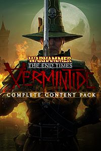 Carátula del juego Warhammer Vermintide - Complete Content Pack