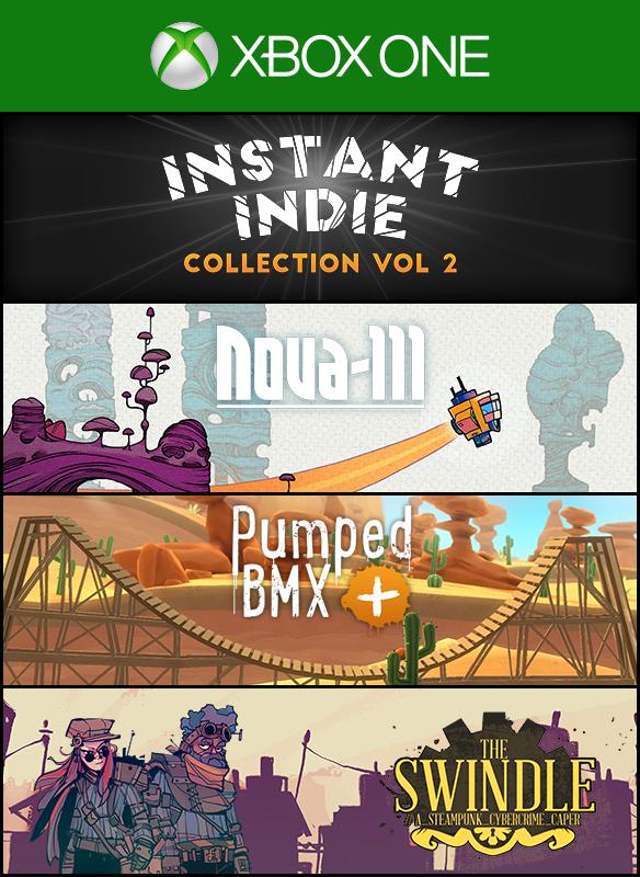 Instant Indie Vol. 2 boxshot