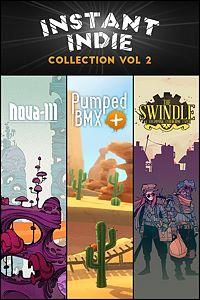 Carátula del juego Instant Indie Collection: Vol. 2