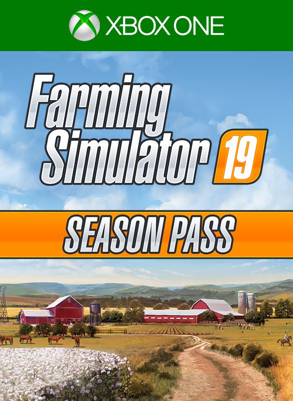 Farming Simulator 19 - Season Pass boxshot