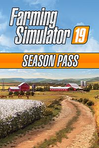 Carátula del juego Farming Simulator 19 - Season Pass