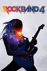 Carátula del juego Rock Band 4