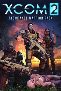 Carátula del juego XCOM 2 Resistance Warrior Pack
