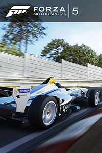 Carátula del juego Forza Motorsport 5 2014 Renault Spark SRT_01E