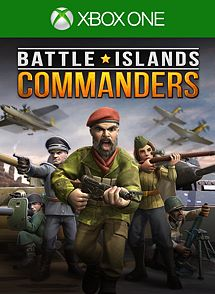 Battle Islands: Commanders imagem da caixa