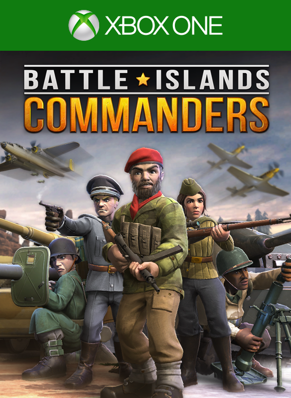 Battle Island: Commanders boxshot