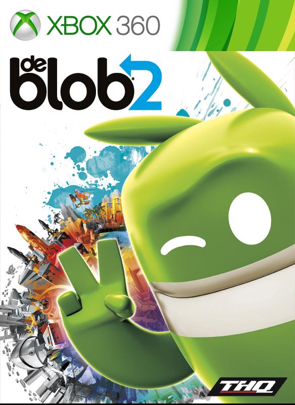 de Blob 2 boxshot