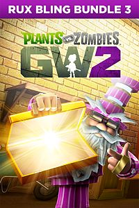 Carátula del juego Plants vs. Zombies Garden Warfare 2 Rux Bling Bundle 3