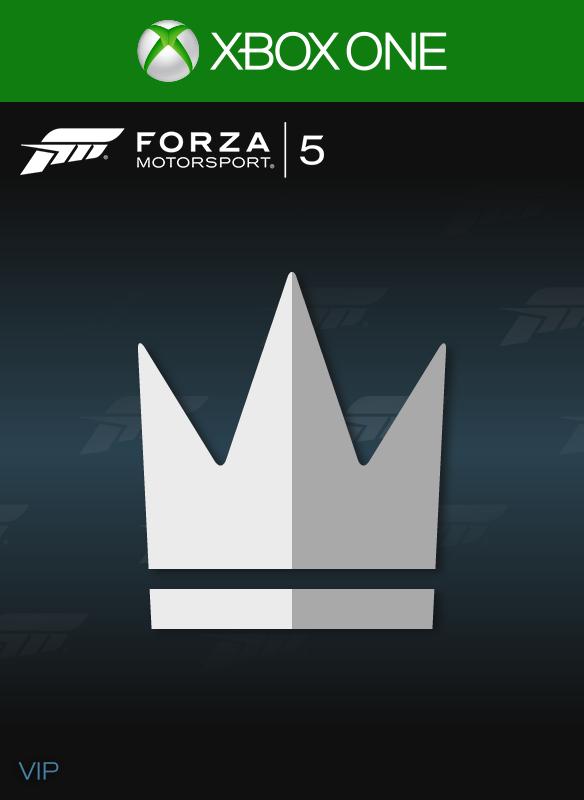 Forza Motorsport 5 VIP boxshot