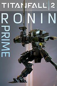 Carátula del juego Titanfall 2: Ronin Prime