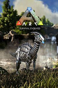 Carátula del juego ARK: Survival Evolved Bionic Parasaur Skin