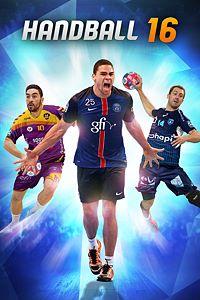 Carátula para el juego Handball 16 de Xbox 360