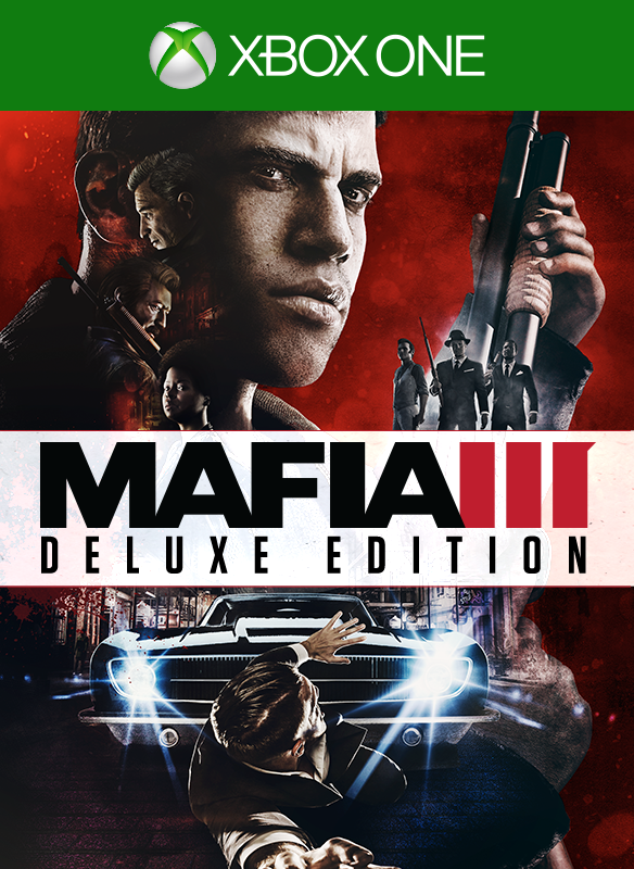 Mafia III Deluxe Edition boxshot